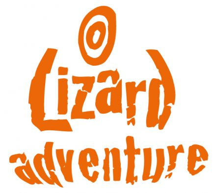 Lizard Adventure logo