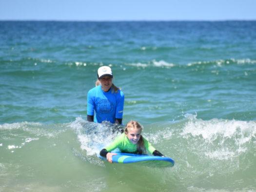 Beach Shack Surf School Surf Lesson Hayle, Gwithian, Cornwall