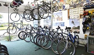 Hayle Cycles, St Ives Bay