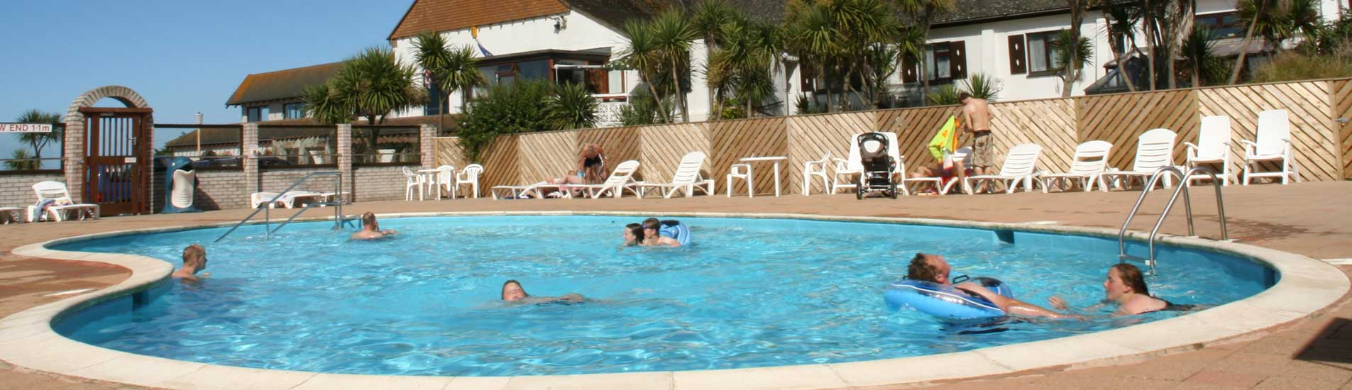 Family Holiday Park In St Ives Bay Cornwall