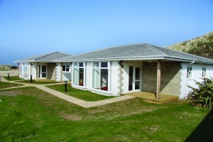 seafront lodge