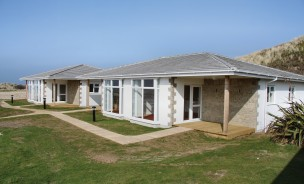 Seafront Lodges