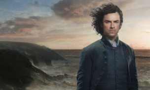 Poldark TV Series airs on BBC One