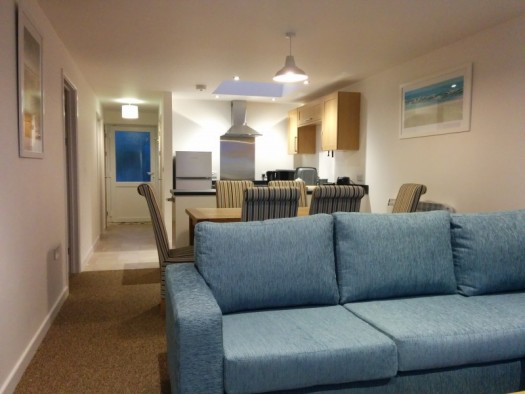 New Seafront Lodge 2015 Interior
