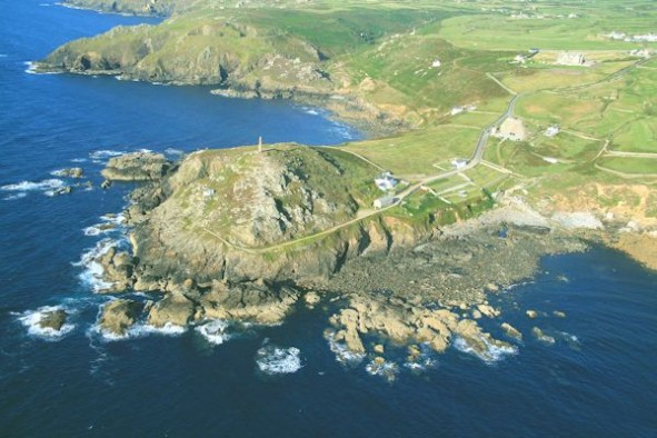Cape Cornwall, Rosamunde Pilcher Location