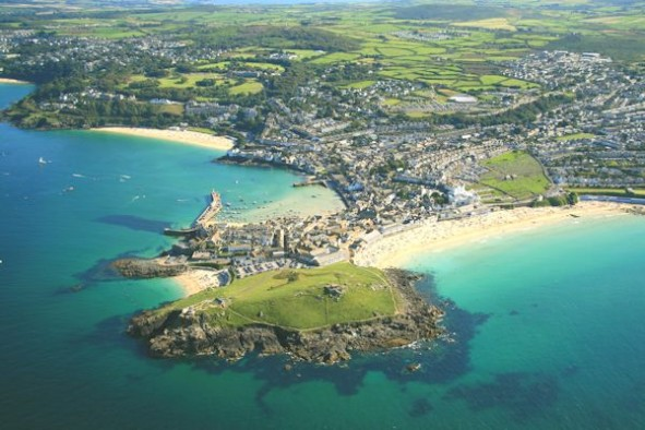 St Ives, Cornwall, Rosamunde Pilcher Location