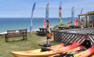 Beach Shack Surf School hire lessons and shop