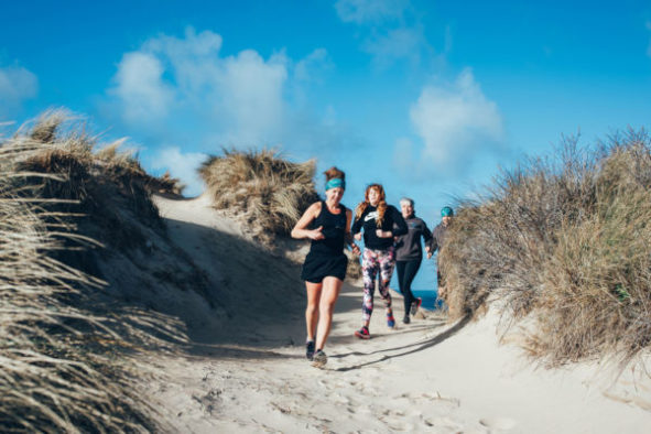 Fitness Weekend Break Beachside Holiday Park Hayle Cornwall