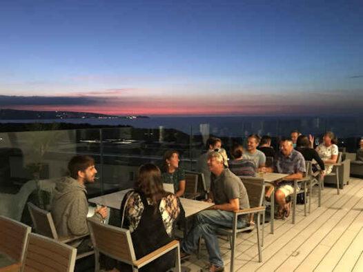 Beachside Holiday Park Bar Restaurant Coast Terrance